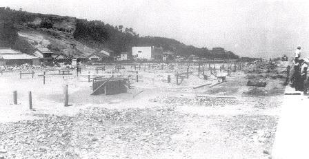 完成前の大矢崎埋立地